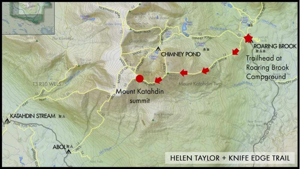 Ultimate Guide To Climbing Mount Katahdin: Duration, Routes ...