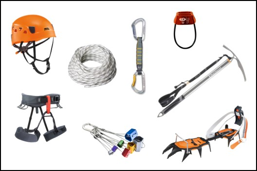 Mountaineering Tools And Equipment 101 (Includes Pictures) • Climb Tall  Peaks